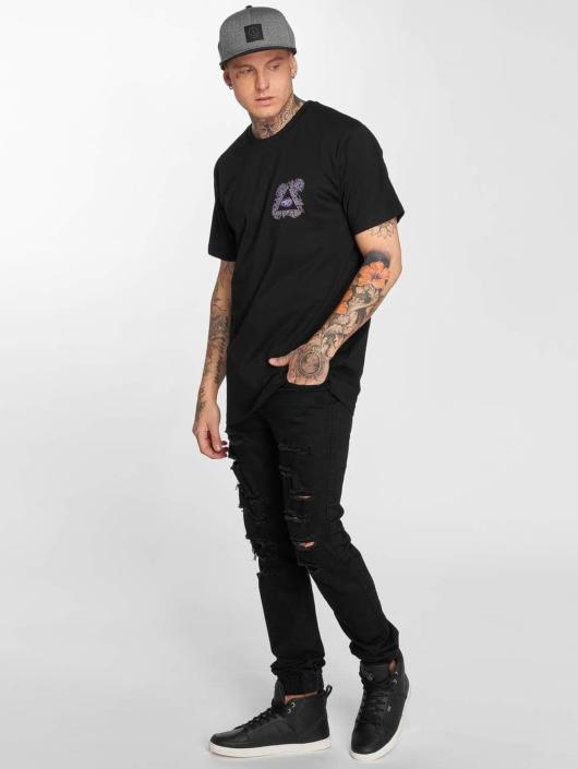 Mister Tee T-skjorter Views svart