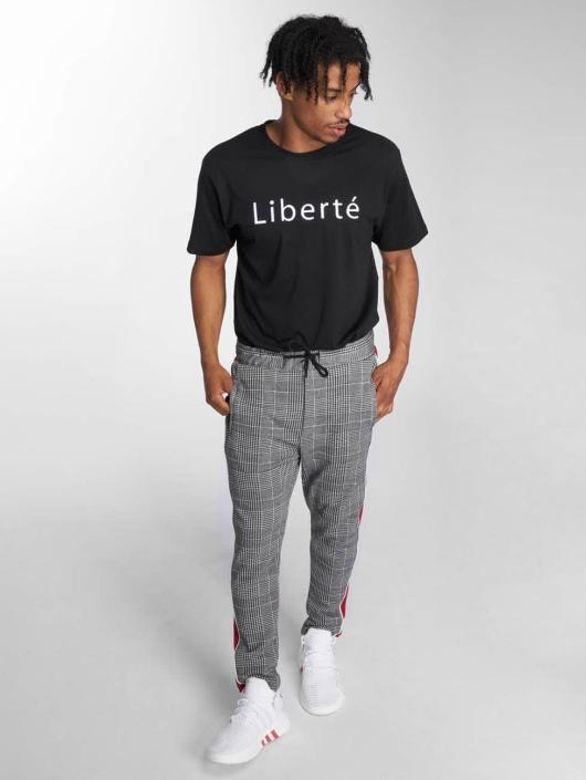 Mister Tee Tričká Liberté èierna