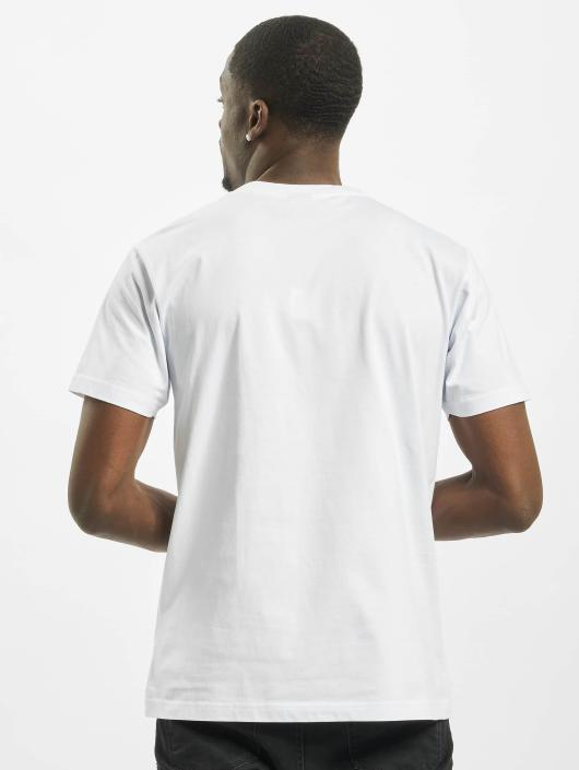 Mister Tee Tričká Tupac Collage biela