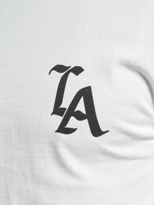 Mister Tee Tričká LA biela