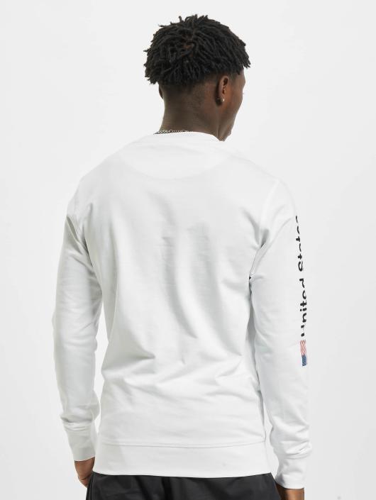 Mister Tee bovenstuk trui NASA in wit 490115