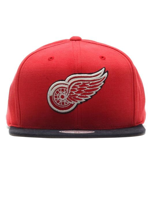 Mitchell & Ness Fitted Cap Sandy red
