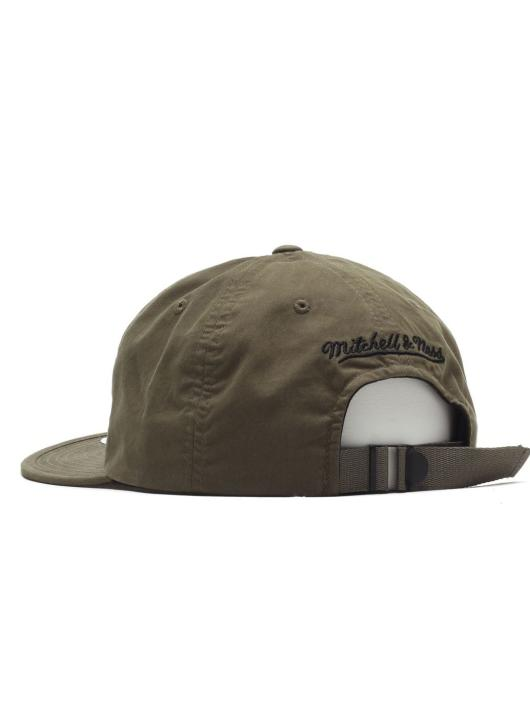 Mitchell & Ness Fitted Cap Outdoor zielony