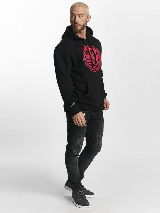 Mitchell & Ness Hoodie Mitchell & Ness Red Pop Toronto Raptors svart