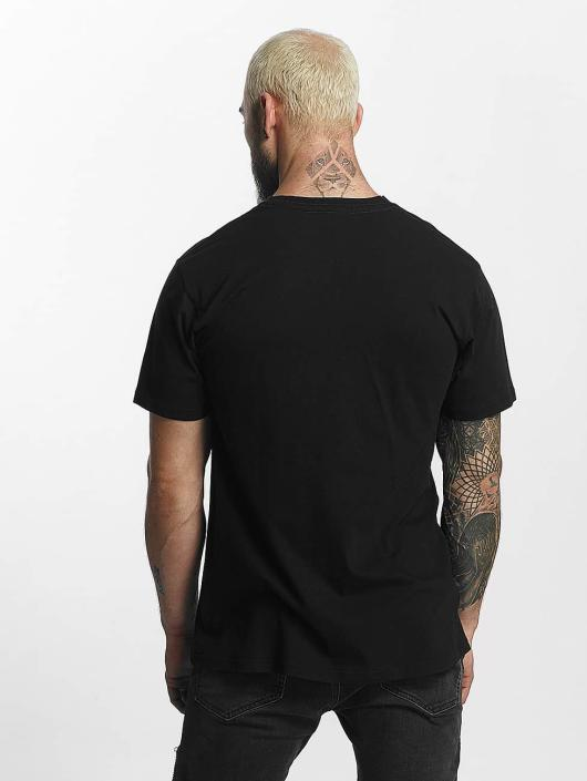 Mitchell & Ness T-Shirt Red Pop Tailored black