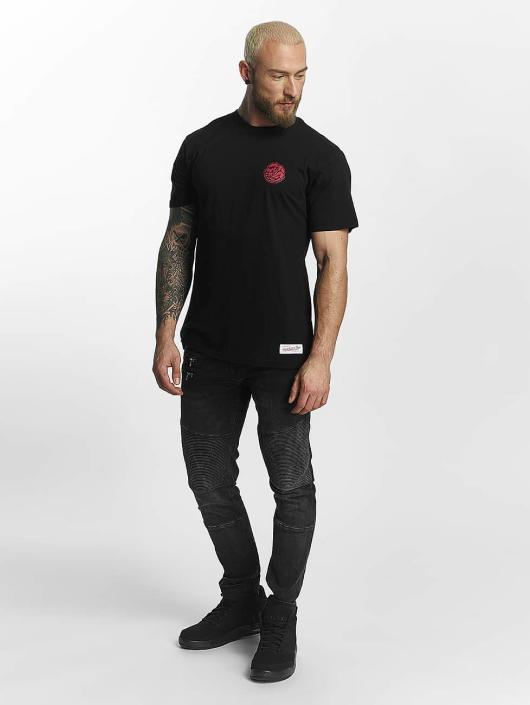 Mitchell & Ness T-shirt Red Pop Tailored svart