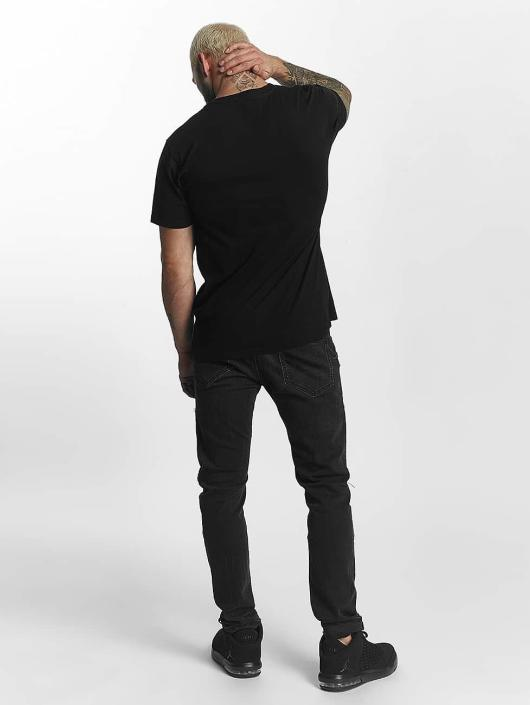 Mitchell & Ness t-shirt Red Pop Tailored zwart