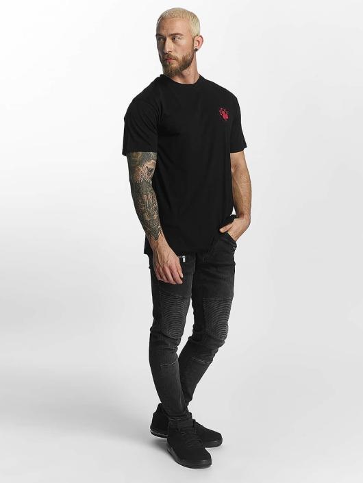Mitchell & Ness T-skjorter Red Pop Tailored svart