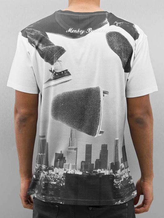 Monkey Business T-Shirt La Skate gris