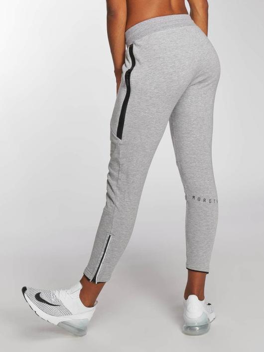 MOROTAI Спортивные брюки Comfy серый