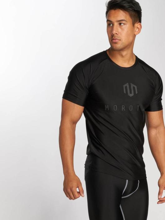 MOROTAI Camiseta Performance Basic negro