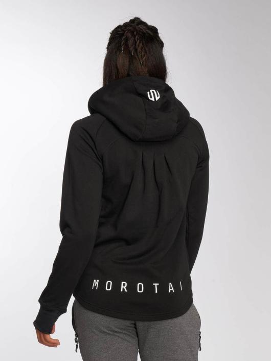MOROTAI Felpa con cappuccio Comfy nero