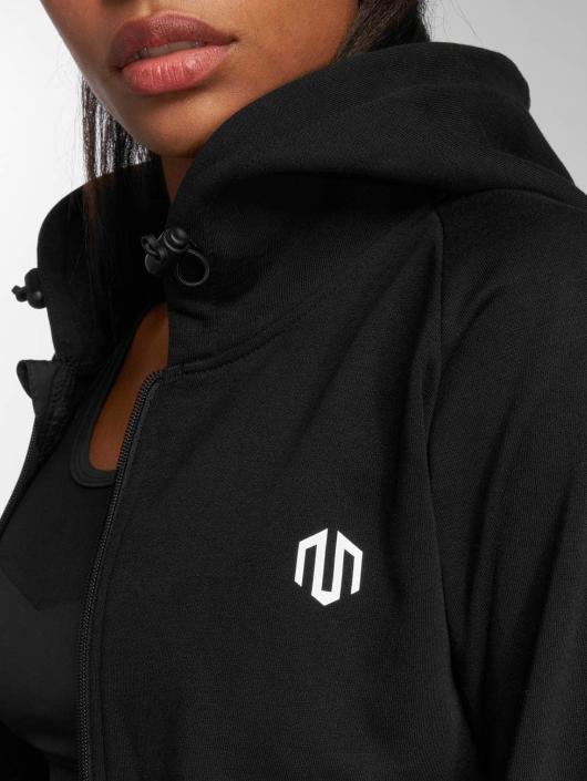 MOROTAI Hoodies con zip Comfy Performance nero