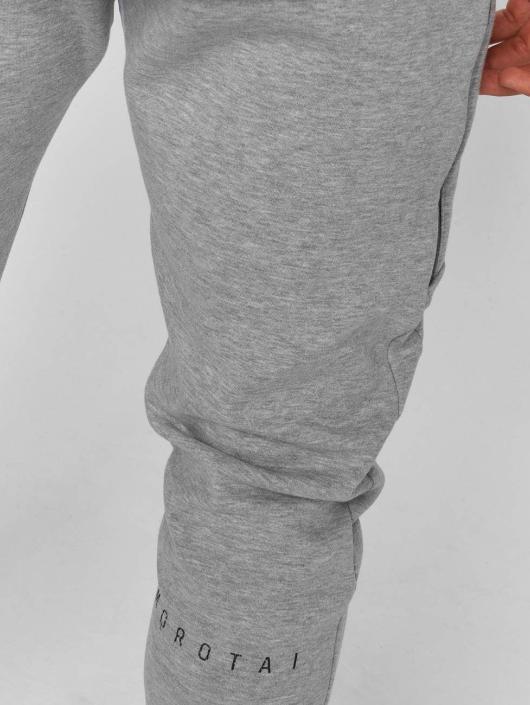 MOROTAI joggingbroek Neotech grijs