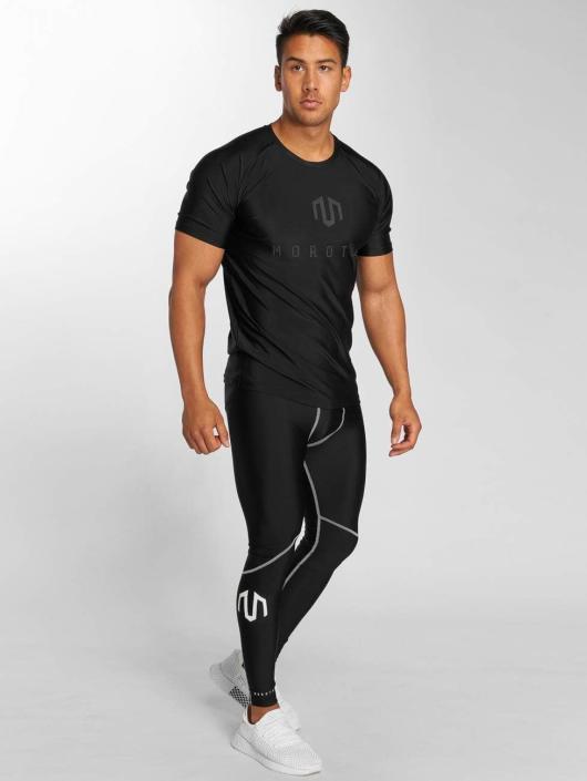 MOROTAI Legging/Tregging Performance negro