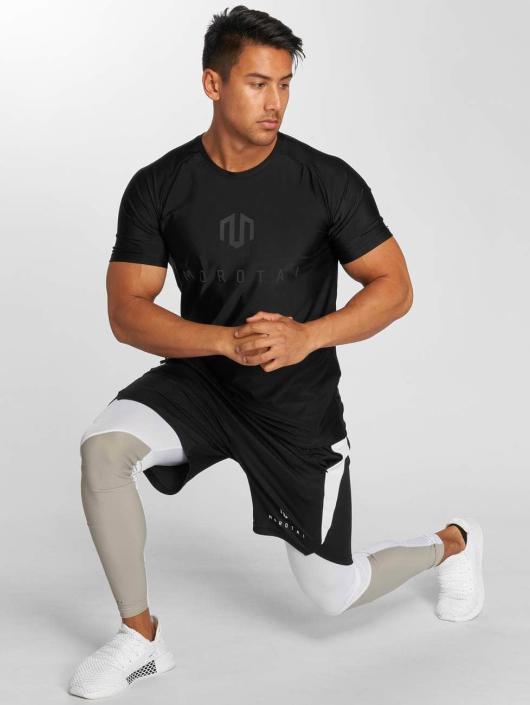 MOROTAI Legging Performance weiß