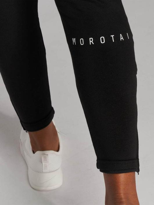 MOROTAI Pantalone ginnico Comfy nero