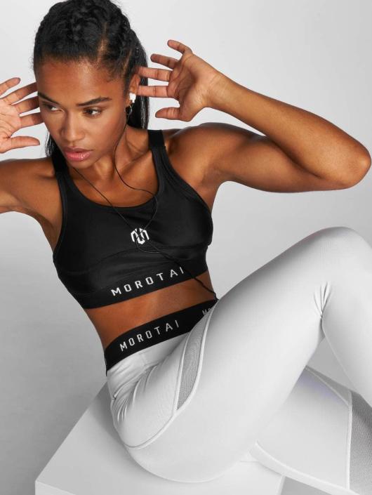 MOROTAI Reggiseno sportivo Endurance M-Back nero