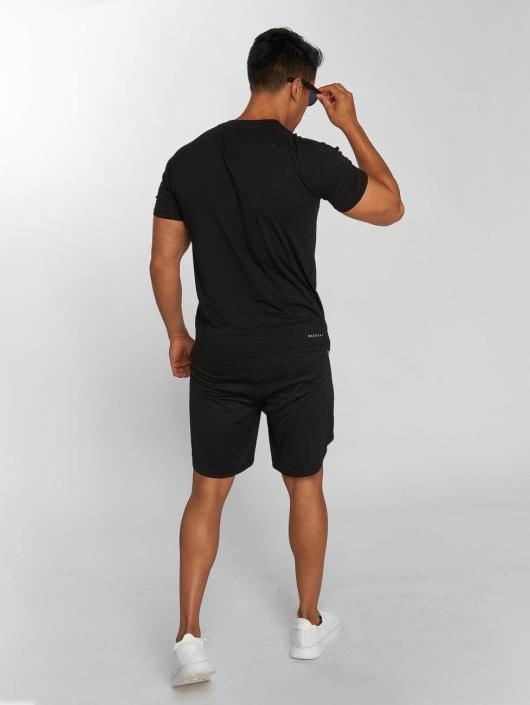 MOROTAI Shorts Tech schwarz