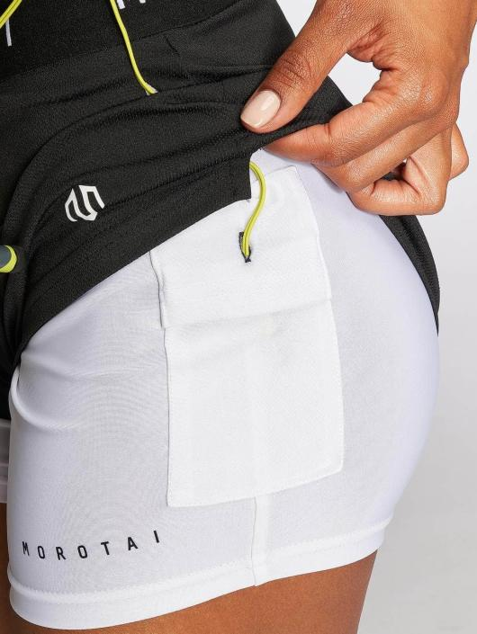 MOROTAI Shorts 2in1 svart