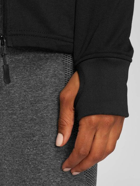 MOROTAI Sudaderas con cremallera Comfy Performance negro