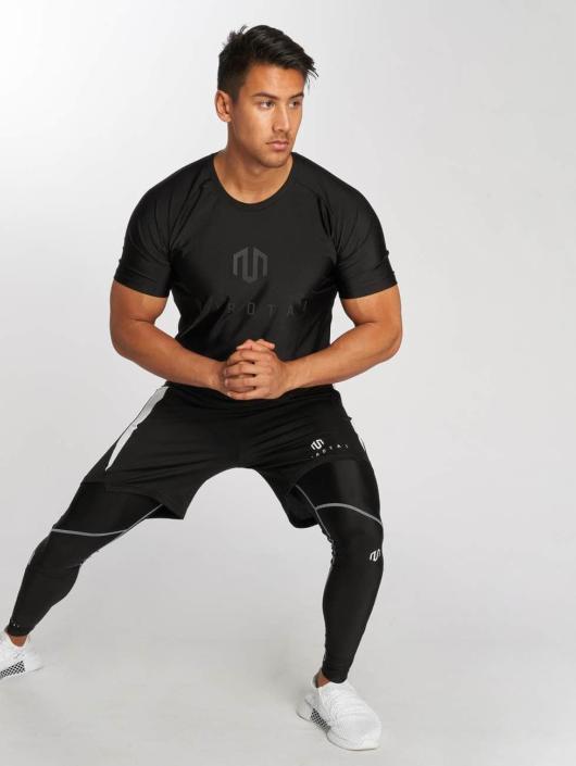 MOROTAI T-paidat Performance Basic musta