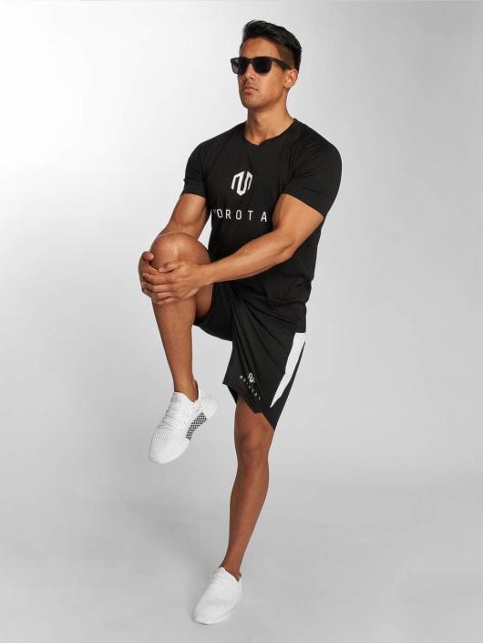 MOROTAI T-Shirty PREMIUM czarny