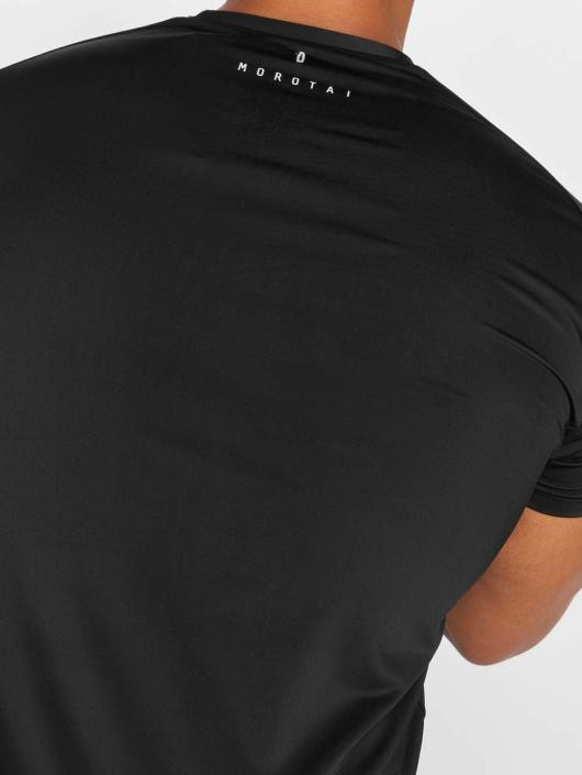 MOROTAI T-skjorter Endurance svart