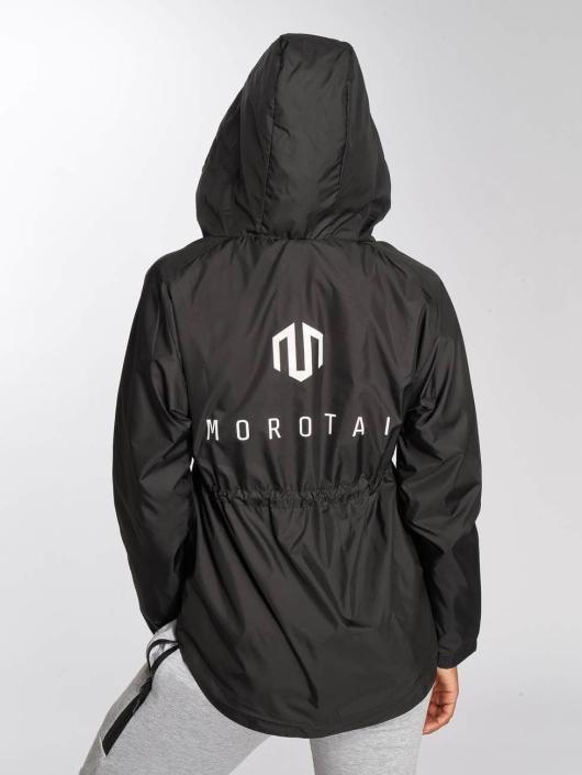 MOROTAI Übergangsjacke Windy schwarz