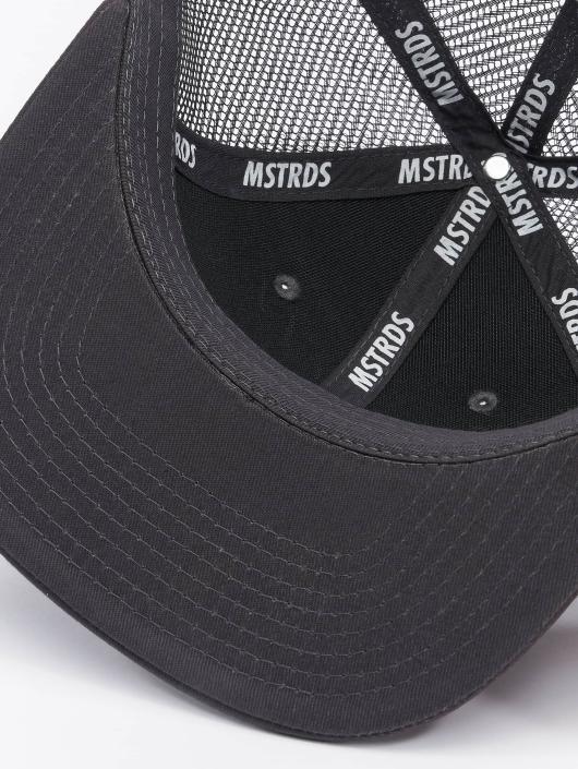 MSTRDS Trucker Caps Money Clip grå