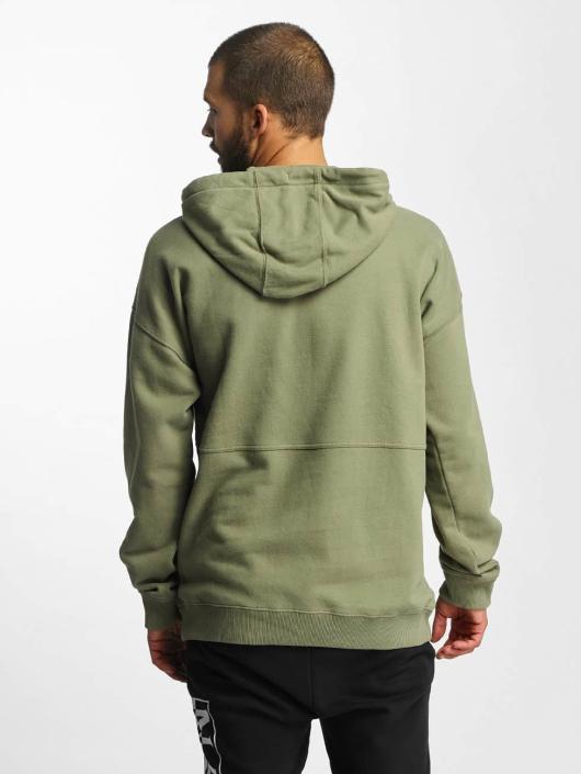Napapijri Bluzy z kapturem Badstow zielony