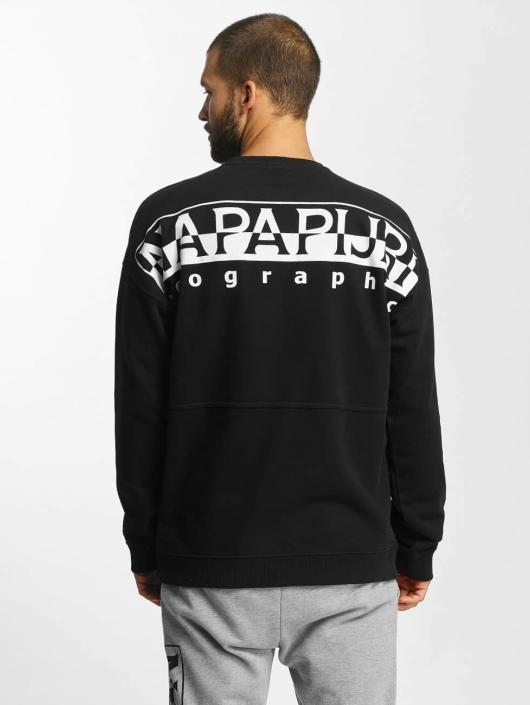 Napapijri Pullover Badstow schwarz