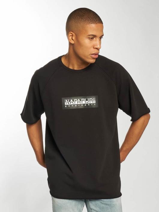 Napapijri T-Shirty Buka czarny