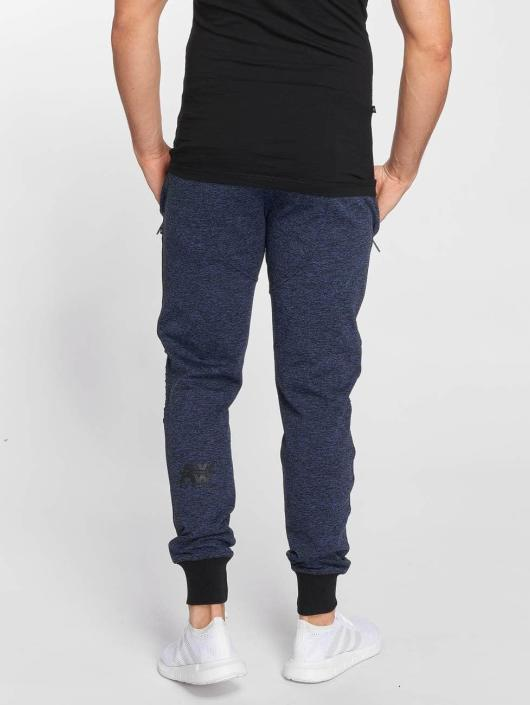 Nebbia Jogger Pants Quilted blue
