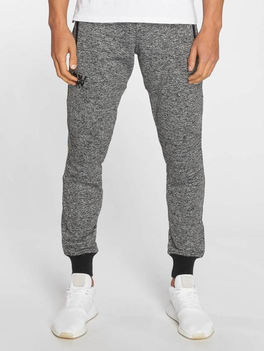 Nebbia Jogger Pants Quilted grau