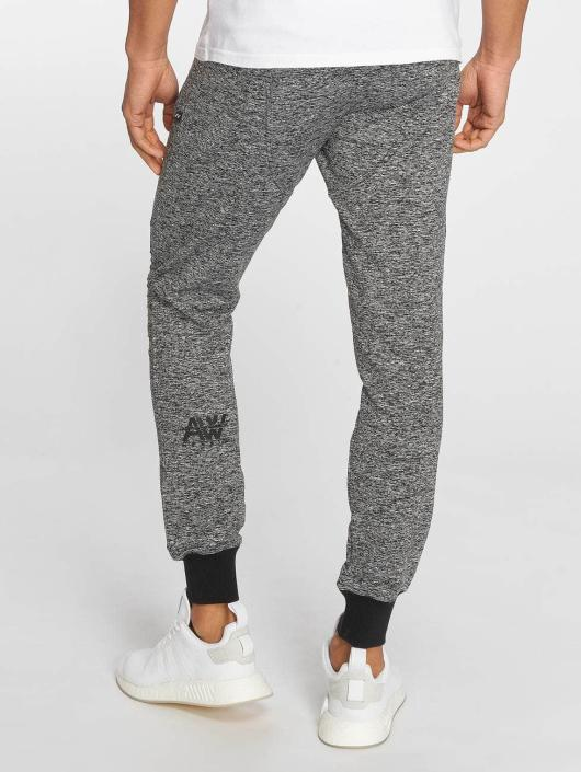 Nebbia Jogger Pants Quilted gray