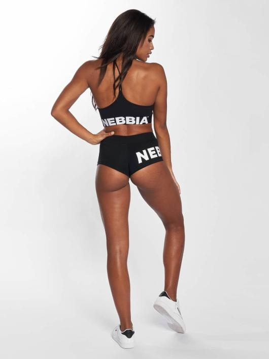 Nebbia Shorts Basic nero