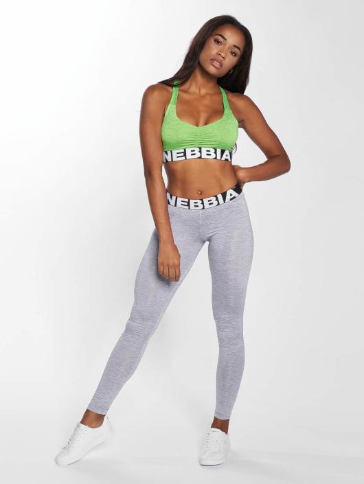 Nebbia Sports-BH Elegance II grøn