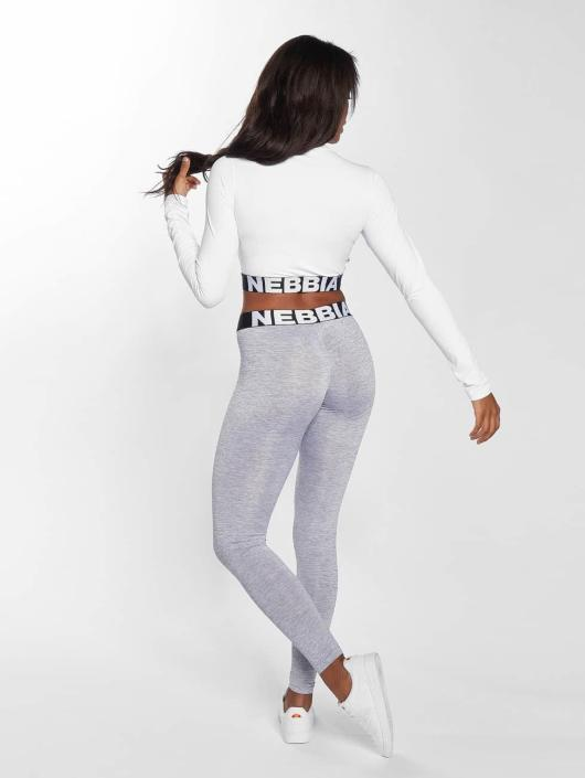 Nebbia Top Crop white