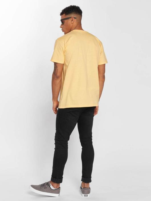 NEFF Camiseta Smiley amarillo