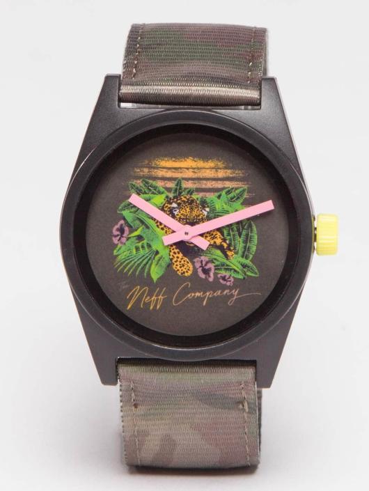 NEFF horloge Daily Wild camouflage