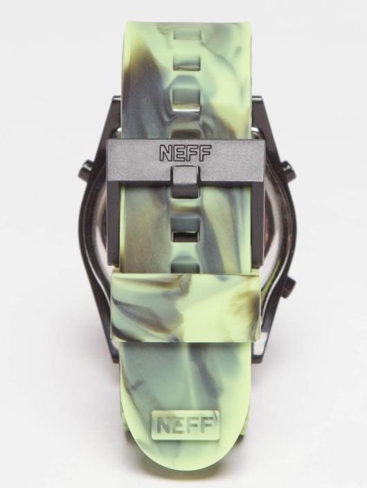 NEFF horloge Daily Digital groen