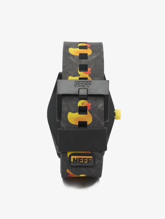 NEFF horloge Daily Wild zwart