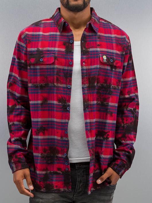 NEFF Košile Burger Boys červený