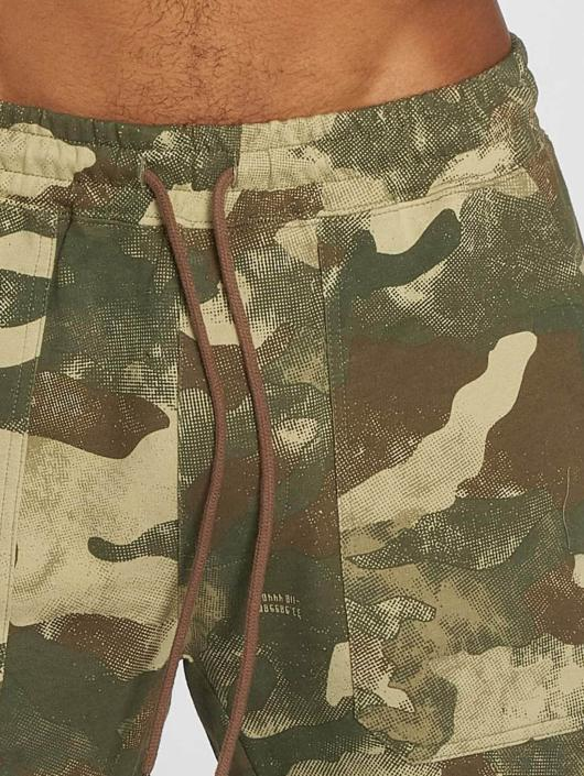 NEFF Pantalón cortos Bunker camuflaje