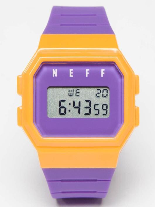 NEFF Reloj Flava púrpura