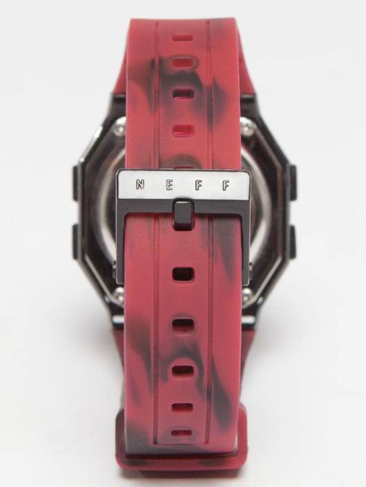 NEFF Reloj Flava Wild rojo