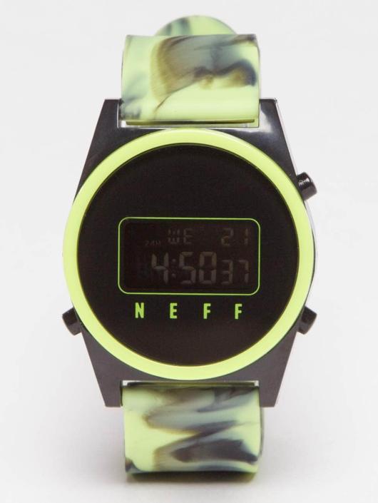 NEFF Reloj Daily Digital verde