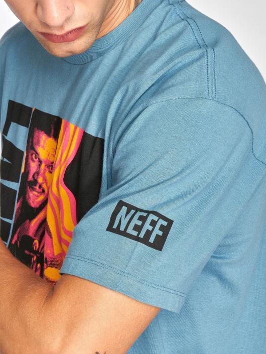 NEFF T-shirt Lando blu