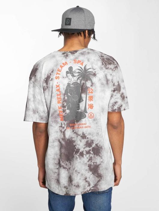 NEFF t-shirt Steam Bath Wash grijs